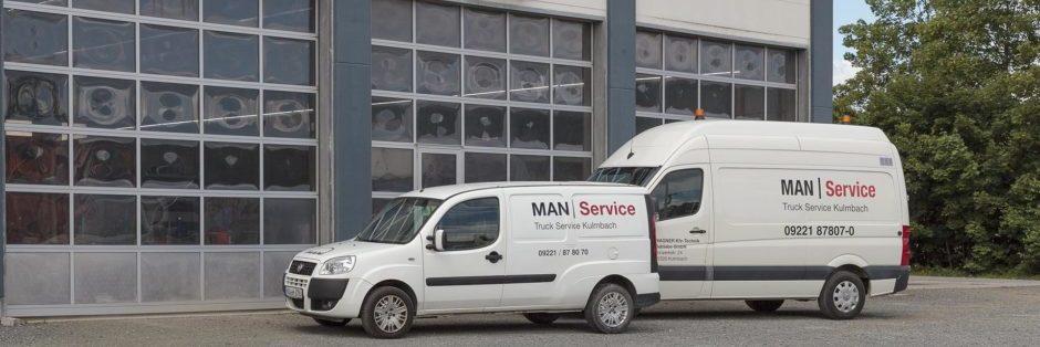 Service für Nutzfahrzeuge